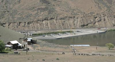 Roza Irrigation District turns water on again