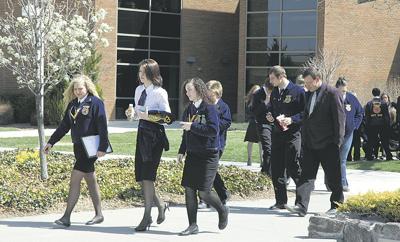 Idaho FFA achievements garner awards