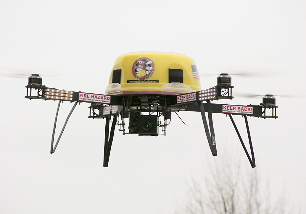 Drone experts see booming ag market
