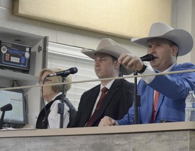 2018 World Champion Livestock Auctioneer