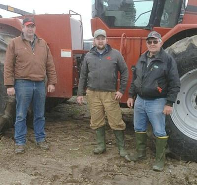 Family farmers keep up with latest innovations