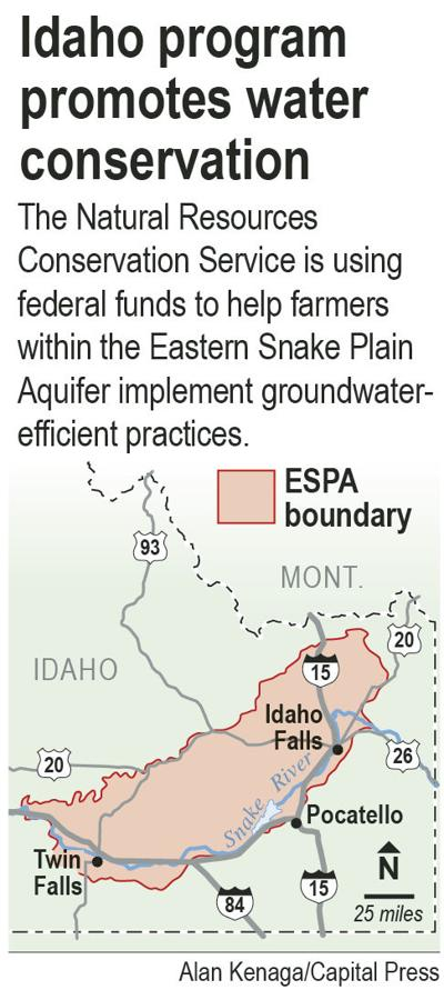 Grant pays for effcient water use