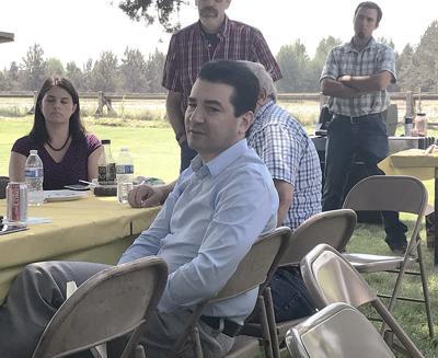 FDA head travels to farm country