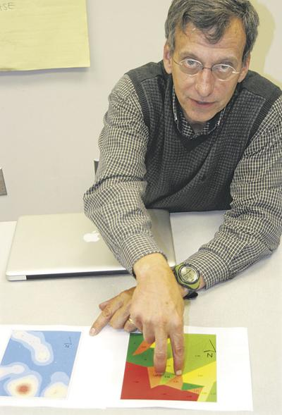 Western innovator: Researcher looks at big picture