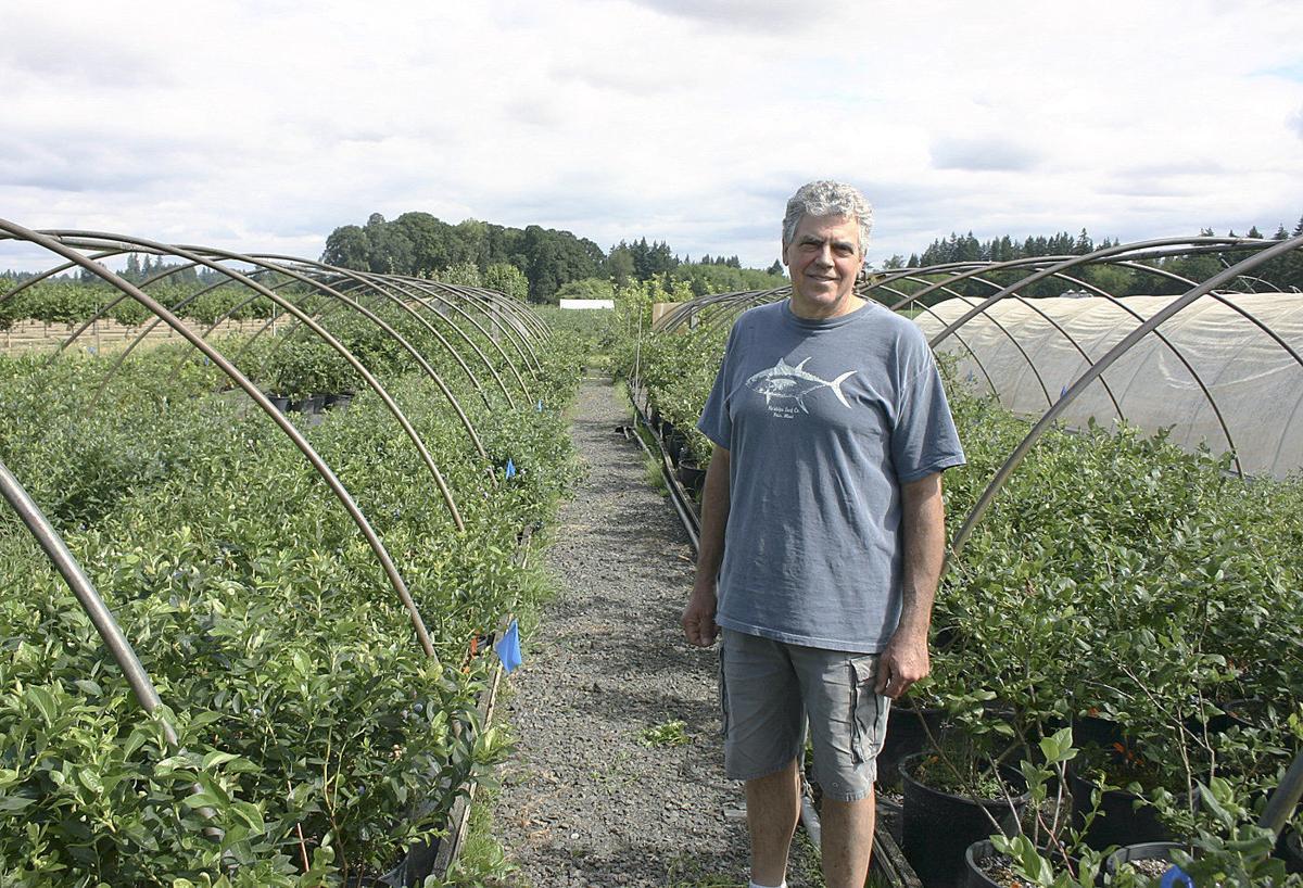 Nursery serves dual purpose for this Oregon farm