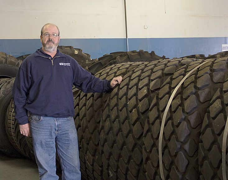 Tires keep farm operations rolling