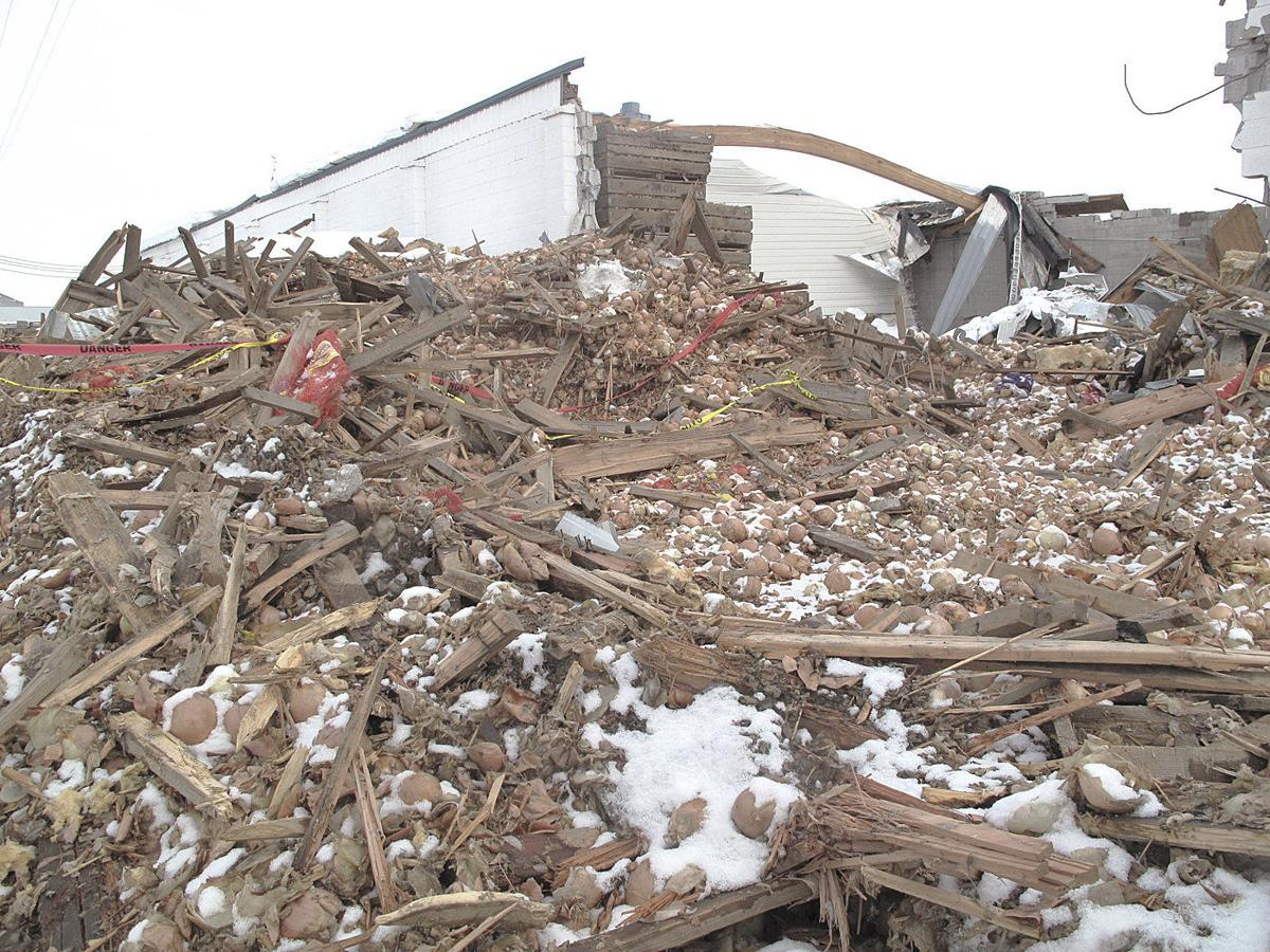 Snow damage to Idaho-Oregon onion industry nears $100 million