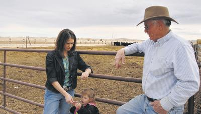 Family's farm a labor of love