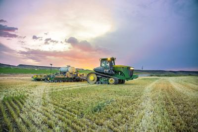 IN GOOD COMPANY: Agribusinesses help farmers deal with changing climate