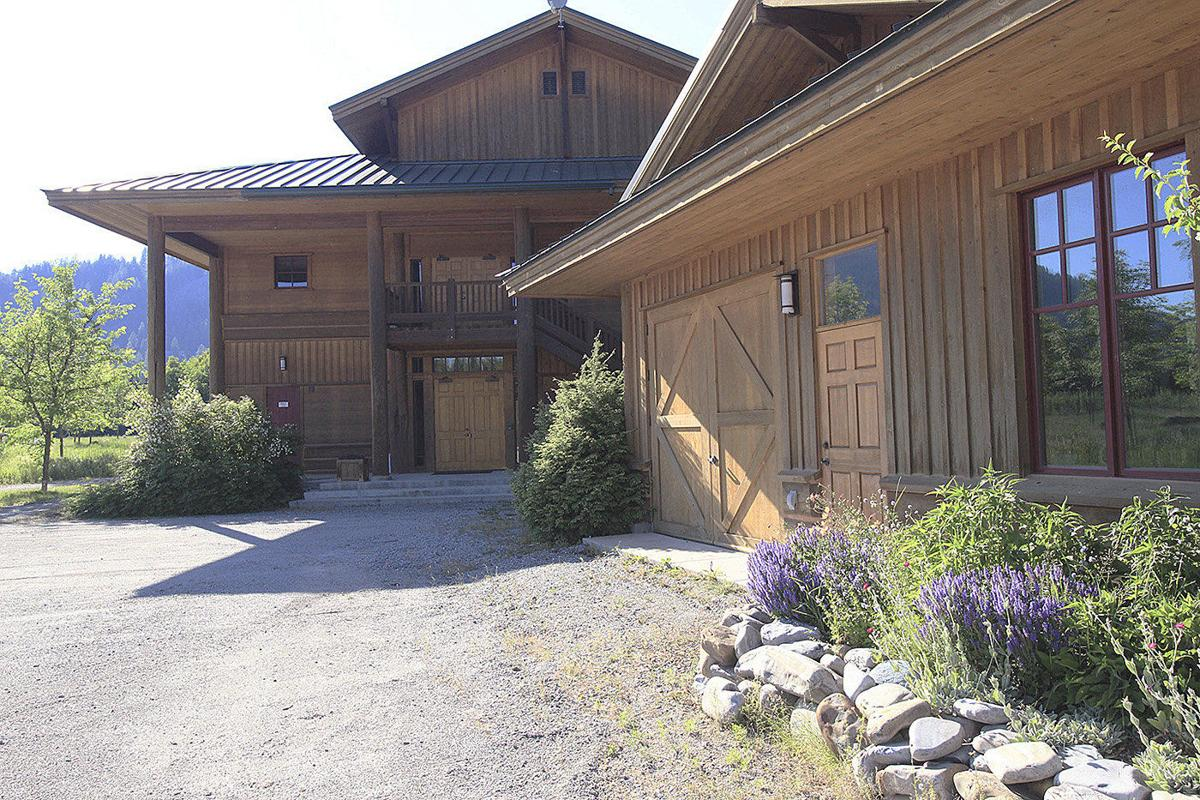 Donated Sandpoint orchard becomes first UI organic center