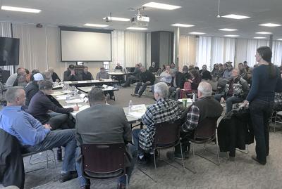 Klamath groundwater meeting