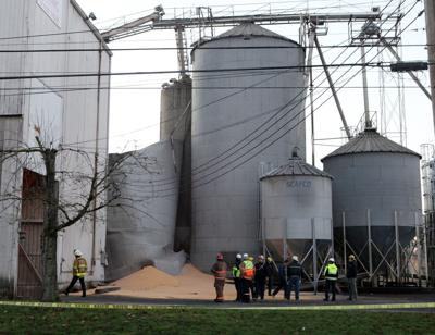 Silo collapse likely unrelated to earlier safetyviolations, agency says