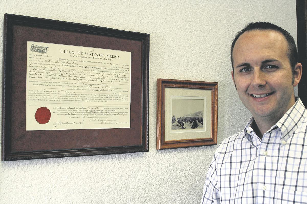 Stemilt's young president eyes future of fruit industry