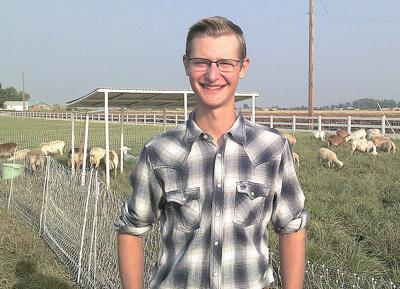 18-year-old producer grows his sheep operation