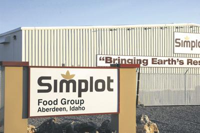Simplot to open one plant, close three