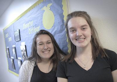Scio FFA members help Expo, which in turn helps them