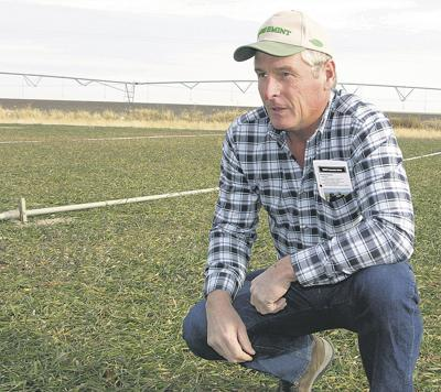 Research station asks growers to donate