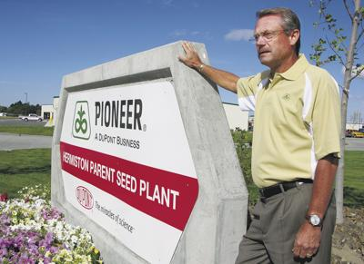 Pioneer president sees bright future in seeds