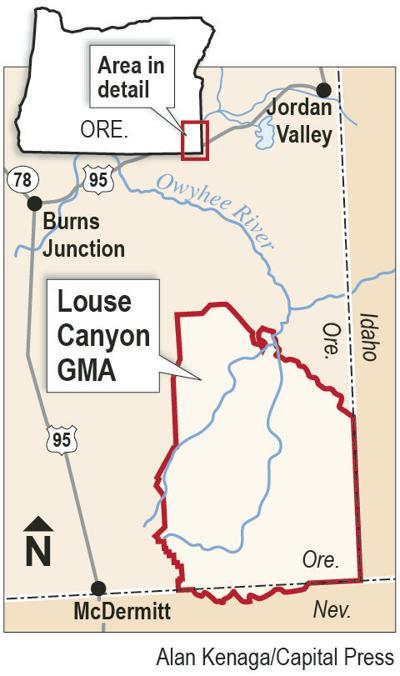 Appeals court revives Oregon grazing challenge