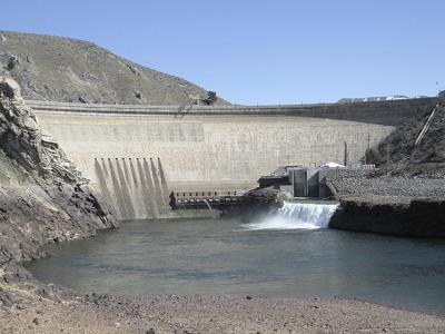 Arrowrock Dam