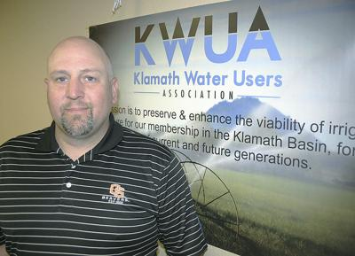 White resigns as Klamath Water Users Association director