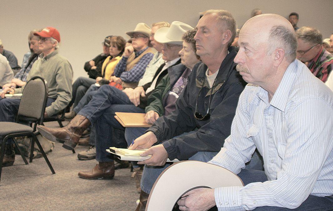 Ranchers consider water regulation tools
