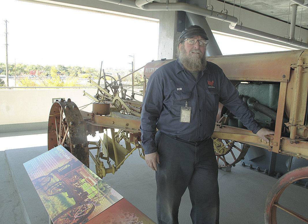 50 antique tractors on display at Boise community center