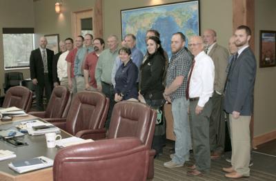 Wheat breeder meeting