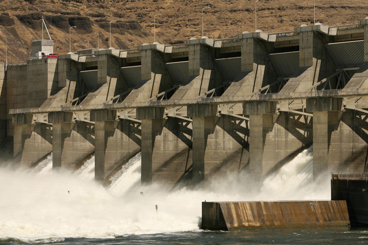 Lower Granite Dam