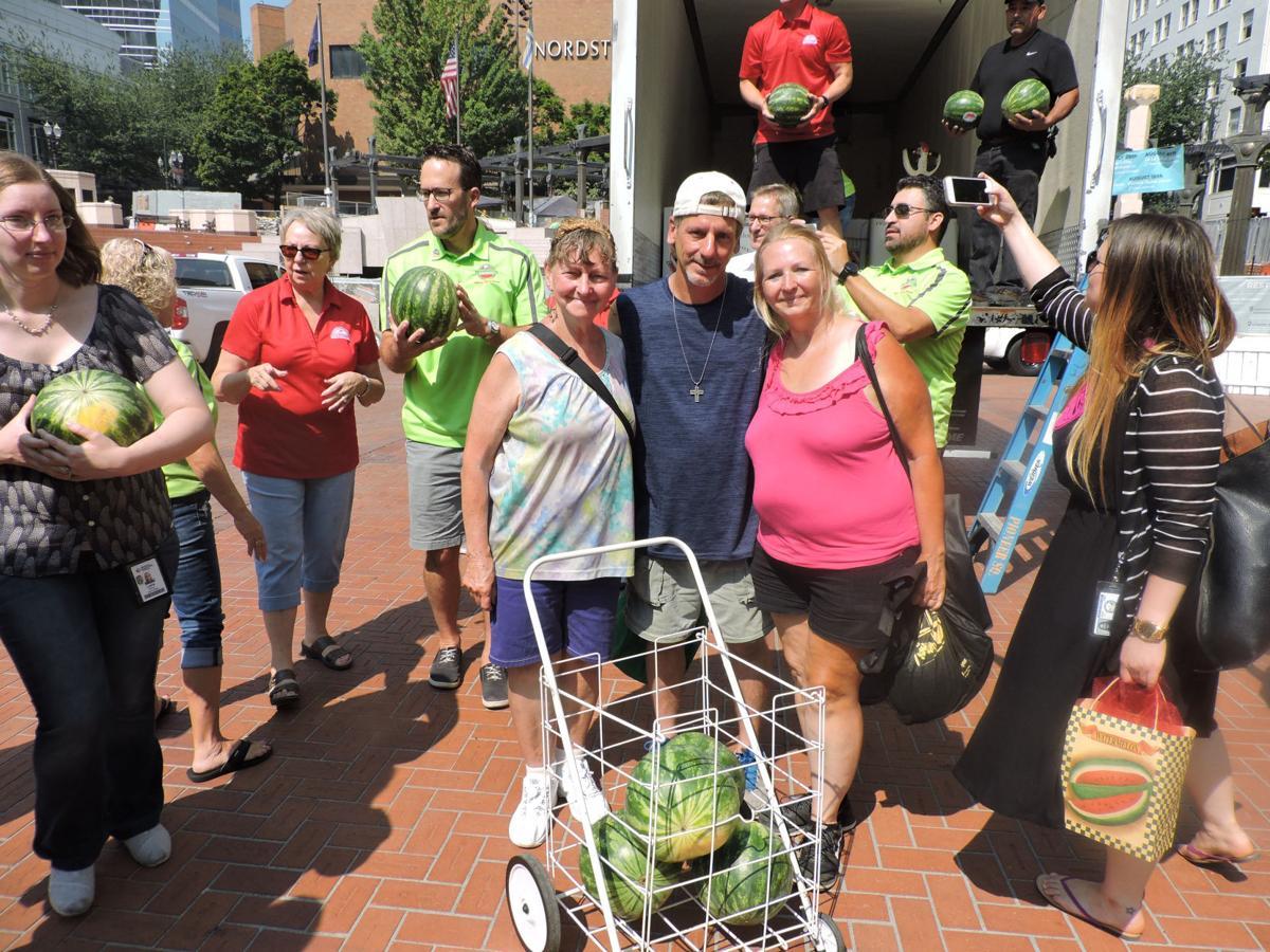 Oregon mayors face off in Portland
