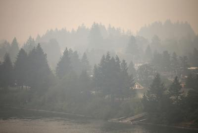 Apple, pear pickers cope with wildfire smoke