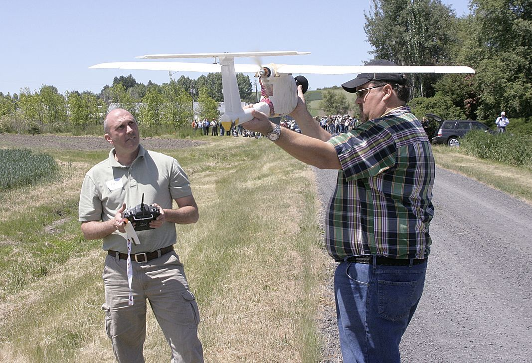 Idaho drone company first to receive ag exemption