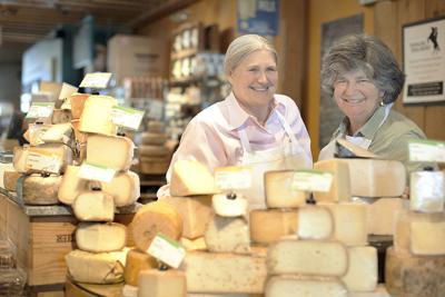 Making cheese, preserving farmland