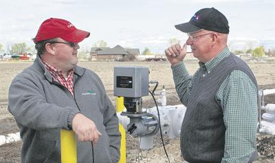 Corn drier stokes interest of farmers