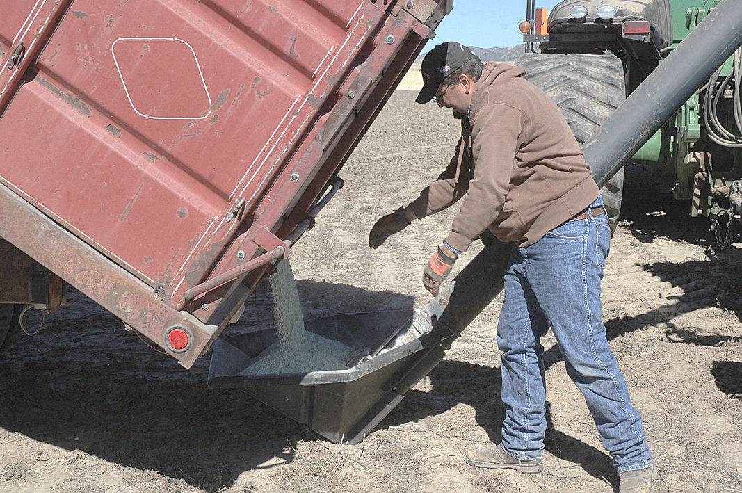Heavy rains a mixed blessing for Idaho growers