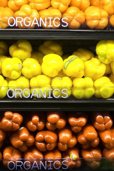 Organic food sales up 6.4 percent in 2017