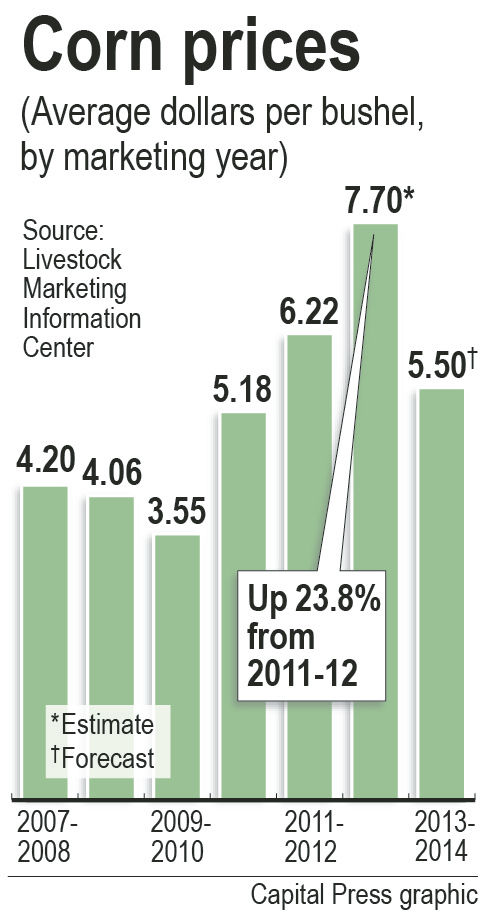 Analysts contemplate feed price swings