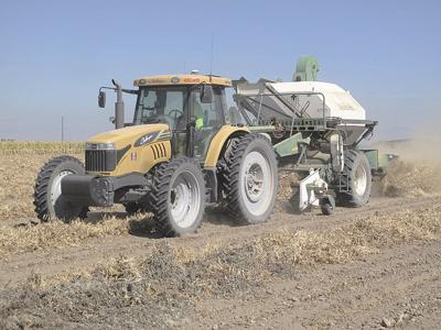 Idaho agriculture growing faster than U.S. ag overall