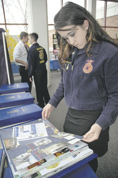 FFA leaders learn, 'It Starts with You'