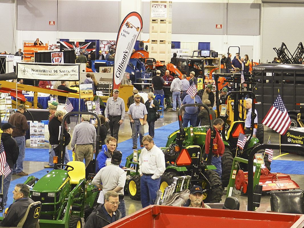 Something for everyone at Northwest Ag Show