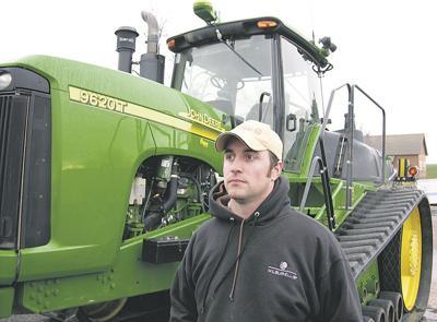 Western innovator: Farmer's son returns to the field