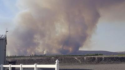 Mattawa fire
