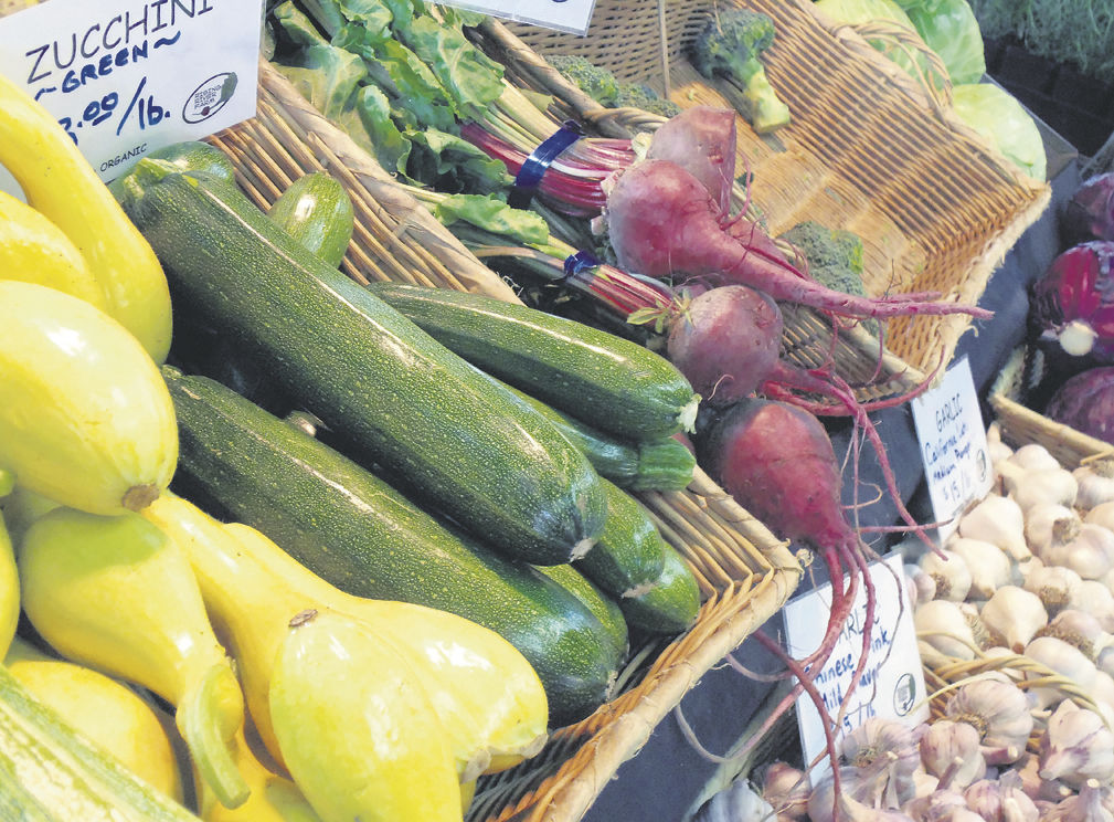 Customers vote for their favorite farmers' markets