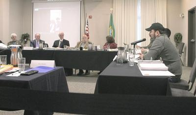 Thurston Conservation District hearing