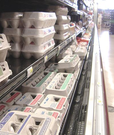 Egg prices reach 10-year lows as production outpaces demand