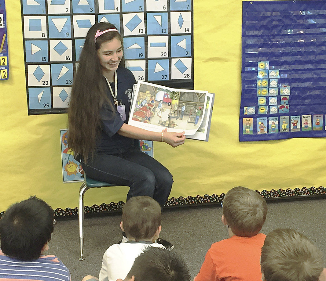 Ag in the Classroom spreads the word