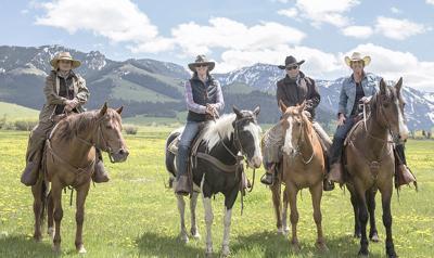 Range rider program seeks to avert wolf-livestock conflicts