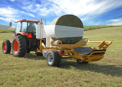 Vermeer Adds SW5000 and SW5500 to Silage Wrapper Lineup