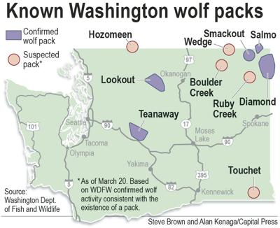 Failed wolf bills likely to re-emerge
