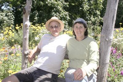Organic farm diversifies market channels